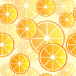 Oranges Background