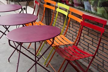 terrasse parisienne