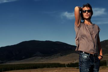 guy in jeans