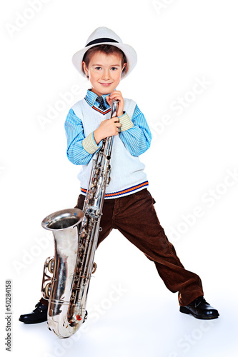 cool jazzman