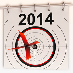 2014 Target Means Future Goal Projection