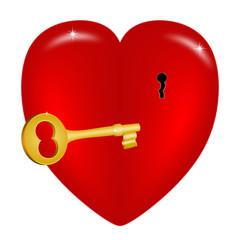 Schlüssel zum Her