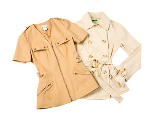 Sahara short light coats