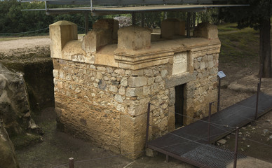 Mausoleum of Julios family