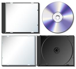 CD box set with CD