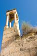 Ancient cave-town, Cappadocia, Turkey