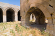 caravansary on the Silk Road, Turkey