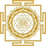 Shri Yantra - Energie Generator