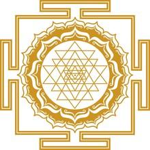 Shri Yantra - Energie Générateur