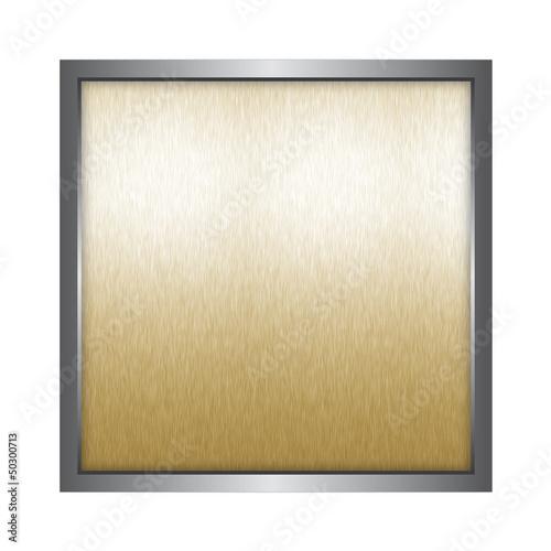Brushed Metal Surface Icon