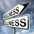 wellness or illness