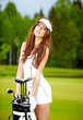 Womans Golf