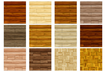 Floor covering - Set 1 (Seamless texture)