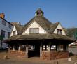 Dunster Somerset England Historic Yarn Market