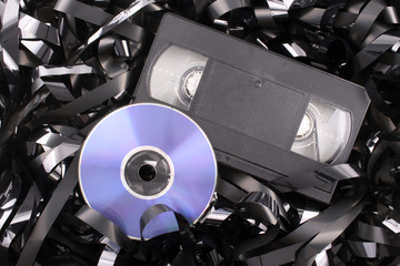 Blue DVD film