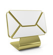 Mail Golden Icon