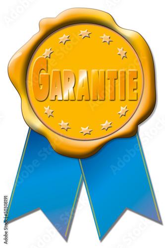 Garantie, Nummer, Eins, Siegelwachs, Band, Auszeichnung