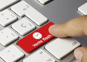 Vente flash clavier doigt