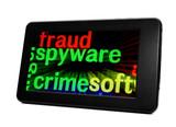 Spyware concept poster