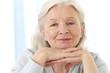 Femme retraitée - Portrait