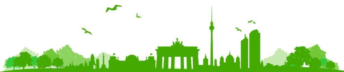 Green Skyline Berlin
