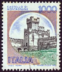 Montagnana castle, Padua (Italy 1980)