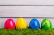 ostern bunte eier