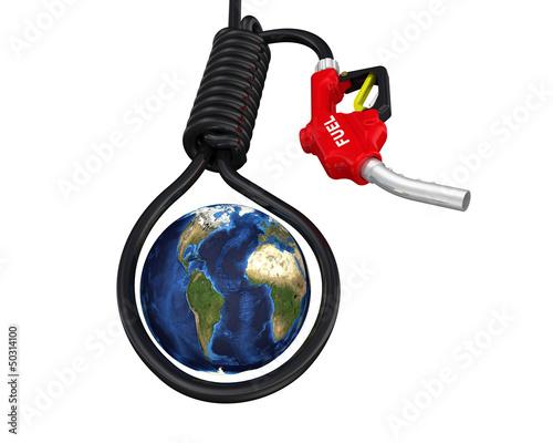 Концепция нефтяного кризиса на земном шаре
