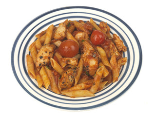 Chicken Penne Arrabbiata