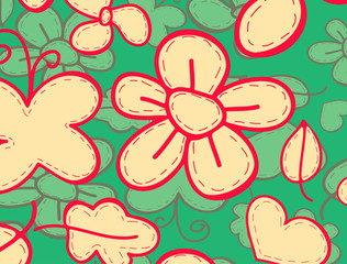 Flora background