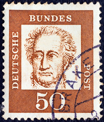 Johann Wolfgang von Goethe (Germany 1961)