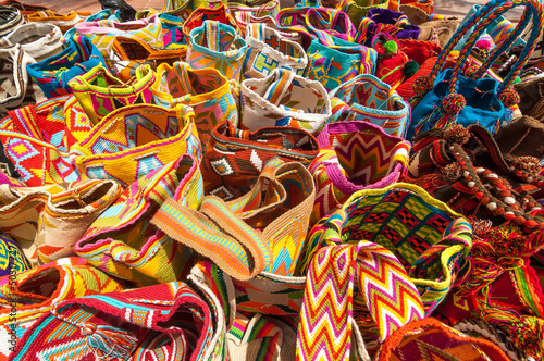 Traditional Bags in Colombia
