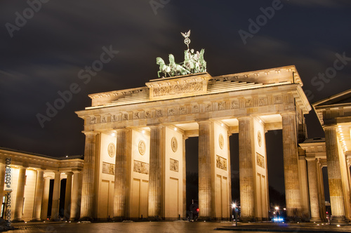 Fototapeten,tor,reisen,statuen,nacht