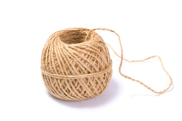 A ball of yarn