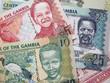 деньги Гамбии