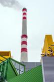 Industrial building Exterior poster