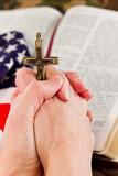 American faith poster