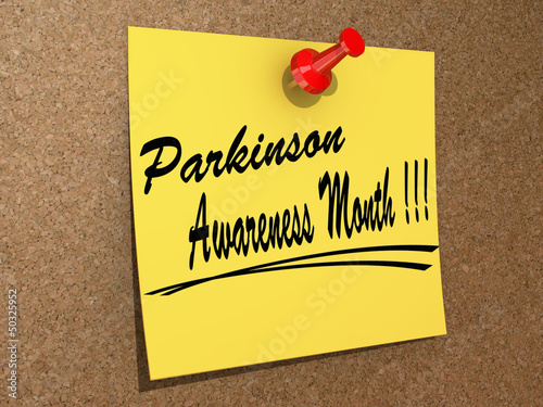 Parkinson Awareness Month