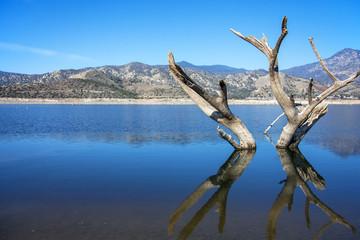 Lake Isabella in Kalifornien