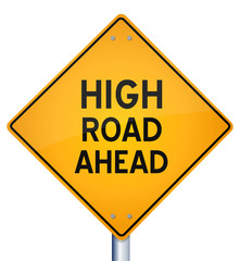 High road ahead