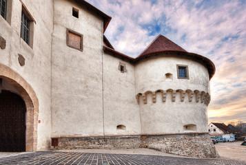Castle Veliki Tabor, Croatia.