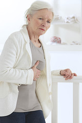 Malaise femme  - Douleur thoracique