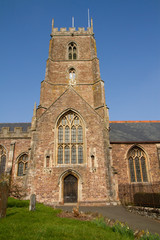Dunster Church Somerset