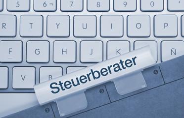 Steuerberater Tastatur