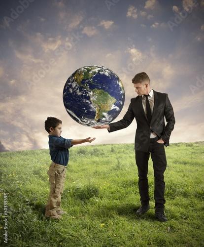Help new generation