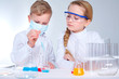 Children scientists