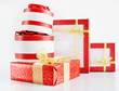 Many Beautiful Gift Boxes