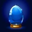 Shining Easter egg