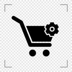 Cart Settings Icon