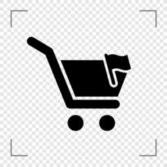 Flag Cart Icon